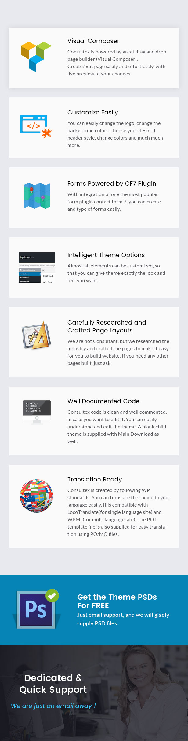 Consultex – Business Consulting WordPress - 4