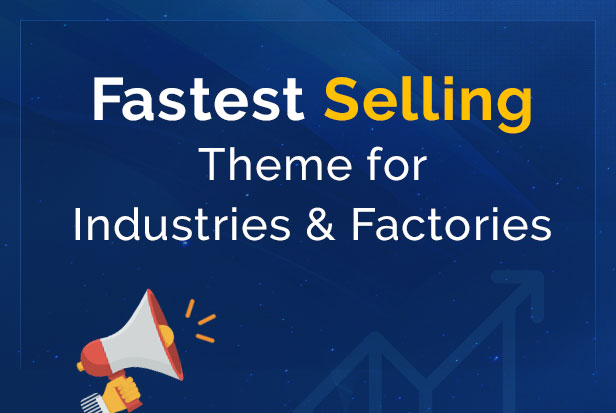 Industrial - Industry and Engineering WordPress Theme - 2